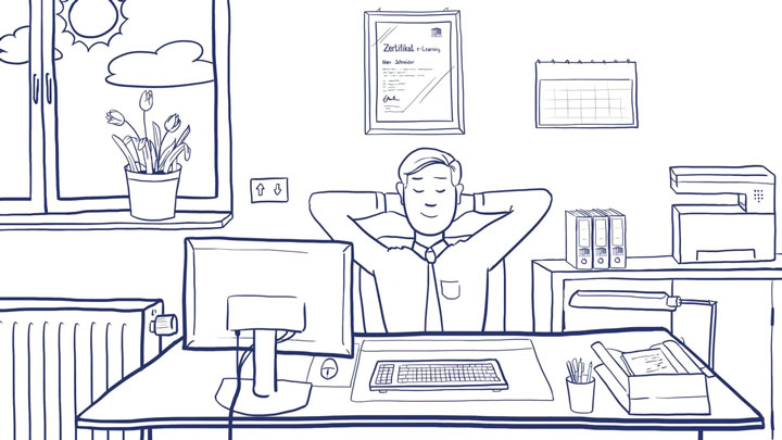 produktvideo erkl rfilm heidelberg. Black Bedroom Furniture Sets. Home Design Ideas